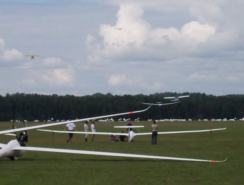 Launching in progress, Nitra 2005